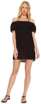 Becca by Rebecca Virtue Modern Muse Dress Cover-Up Women's Swimwear