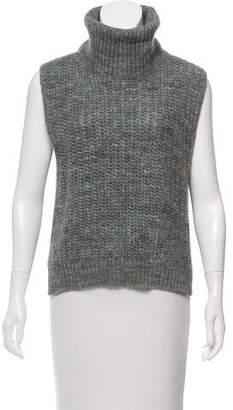 3.1 Phillip Lim Sleeveless Turtleneck Sweater
