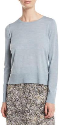 53ddf7e594af1 Eileen Fisher Ultrafine Merino Wool Boxy Sweater