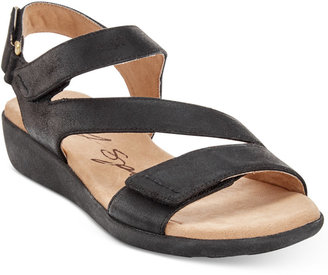 Easy Spirit Kailynne Sandals $79 thestylecure.com