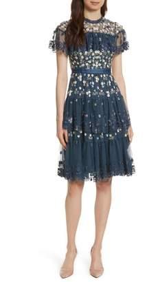 Needle & Thread Anglais Tiered Dress