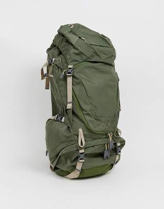 Jack Wolfskin Highland Trail XT 50 Backpack In Khaki
