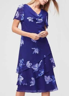 Jacques Vert Florelli Soft Print Dress