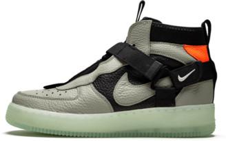Nike Force 1 Utility Mid 'Spruce Fog' Shoes - Size 9
