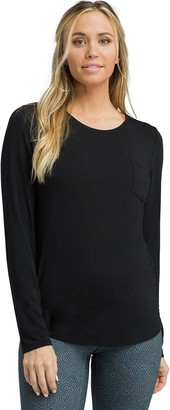Prana Foundation Long-Sleeve Shirt - Women's
