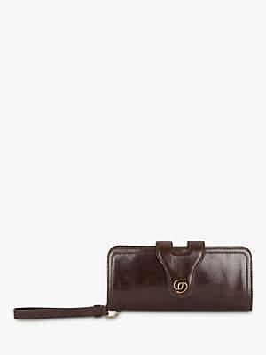 Gerard Darel Logo Leather Wallet