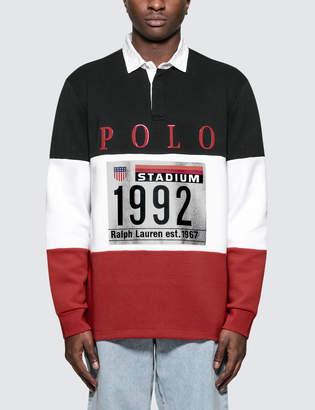Polo Ralph Lauren Double Knit L/S Polo