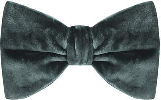 Reiss Our last order date for Christmas has now passed BRICE VELVET BOW TIE Teal