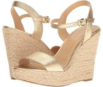 MICHAEL Michael Kors Jill Wedge Women's Shoes