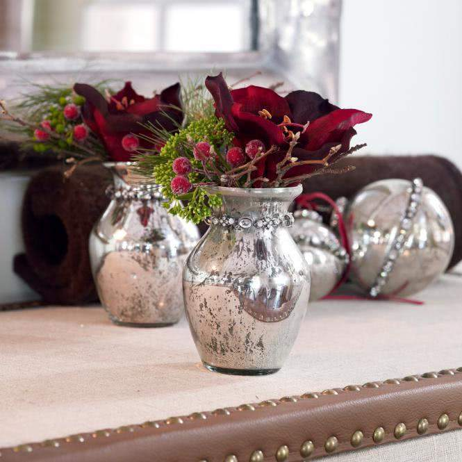 LOBERON Vasen 2er-Set Louna