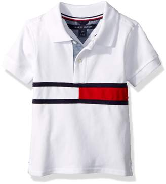 Tommy Hilfiger Baby Boys Short Sleeve Gary Polo