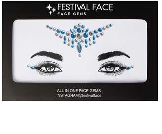Festival Face Elsa Face Gems
