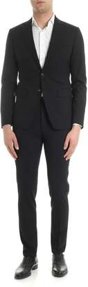 DSQUARED2 Stretch Wool Suit