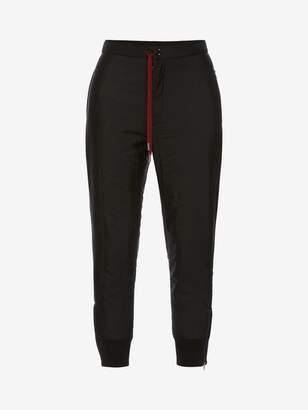 Alexander McQueen Quilted Sweatpants