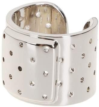 Schield Plaster Line Ring