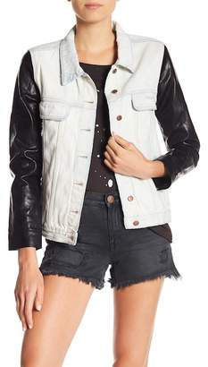 One Teaspoon El Camino Royale Denim Jacket