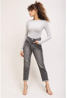 Dynamite Claudia Relaxed Fit Jeans Karine