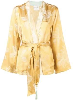 Forte Forte belted jacket