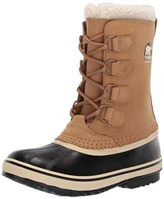 Sorel Women's 1964 PAC 2 Boots, Brown (Buff)/Black, Size UK: 4
