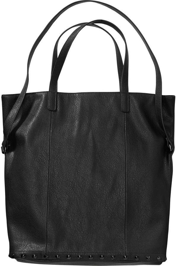 Old Navy Women's Studded Faux-Leather Totes
