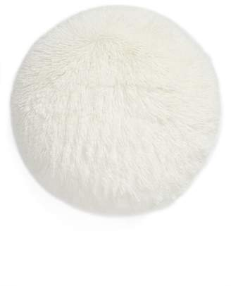 Nordstrom Feather Faux Fur Pillow
