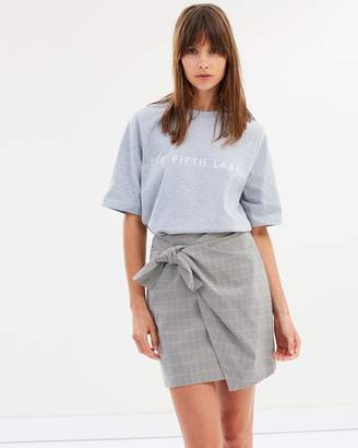 The Fifth Label Picnic Check Skirt