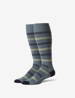 Tommy John Tommyjohn Warwick Stripe Stay-Up Dress Sock