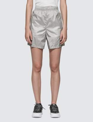 Stussy Langley Shiny Baggy Shorts