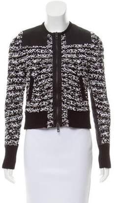 Rag & Bone Casual Knit Jacket