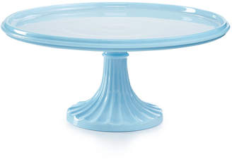 "Martha Stewart Collection 11"" Glass Cake Stand, Created for Macy's"