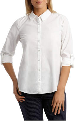 Must Have Cotton Shirt - White
