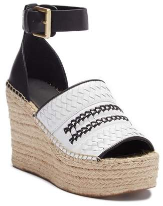 Marc Fisher Alina Espadrille Wedge Sandal