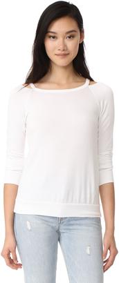 Bailey44 Bellamar Sweatshirt $138 thestylecure.com