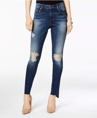 STS Blue Emma Ripped Step-Hem Jeans
