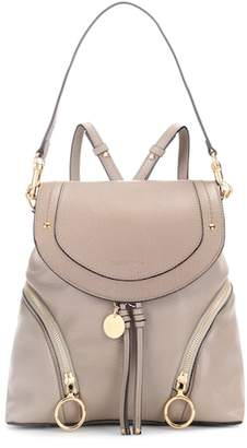 See by Chloe Leather backpack
