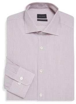 Pal Zileri Regular-Fit Striped Dress Shirt