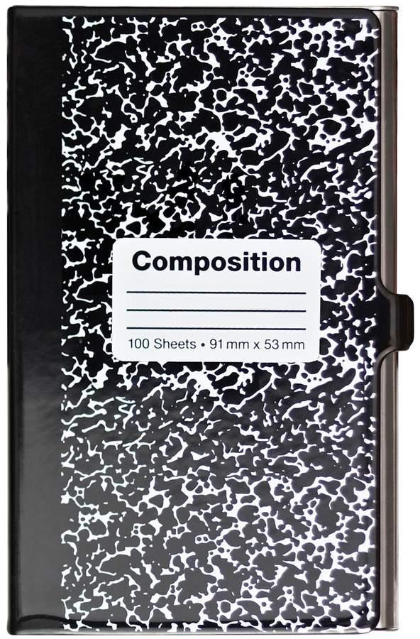 Composition Book Identity Case