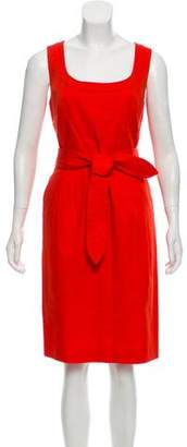 Tory Burch Sleeveless Knee- Length Dress