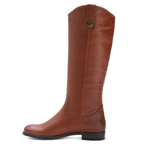 Merona Women's Kasia Leather Riding Boots