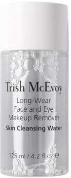 Trish McEvoy Long-Wear Face and Eye Makeup Remover Skin Cleansing Water