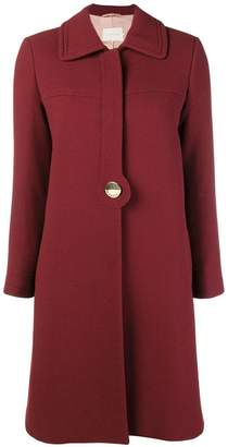 L'Autre Chose single fastening coat