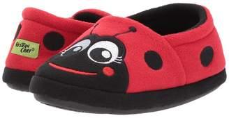 Western Chief Ladybug Slippers Girls Shoes