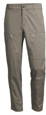 Belstaff Men's Hordon Zip Trousers - Hearthston - Size 28