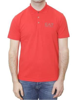 Emporio Armani Cotton Polo Shirt