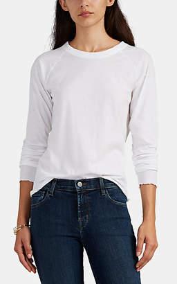 Nili Lotan Women's Cotton Baseball T-Shirt - White