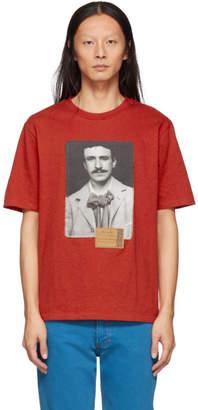 Loewe Red Portrait T-Shirt