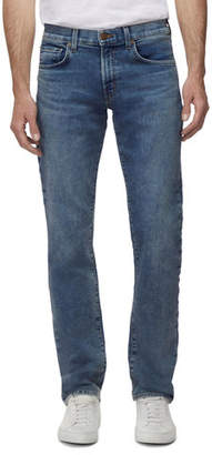 J Brand Men's Kane Straight-Leg French Terry Jeans