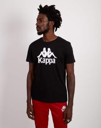 Kappa Estessi T-Shirt Black & White