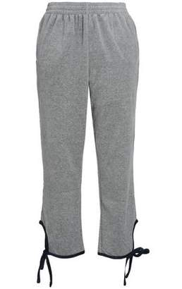 Opening Ceremony Cropped Chenille Track Pants