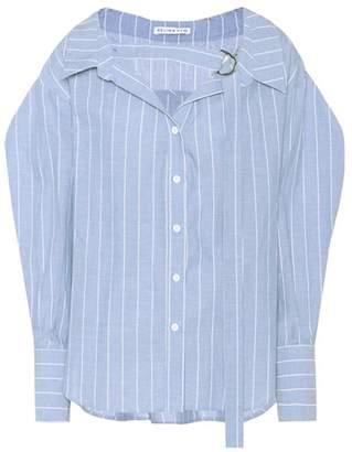 Rejina Pyo Rosa cotton and linen shirt